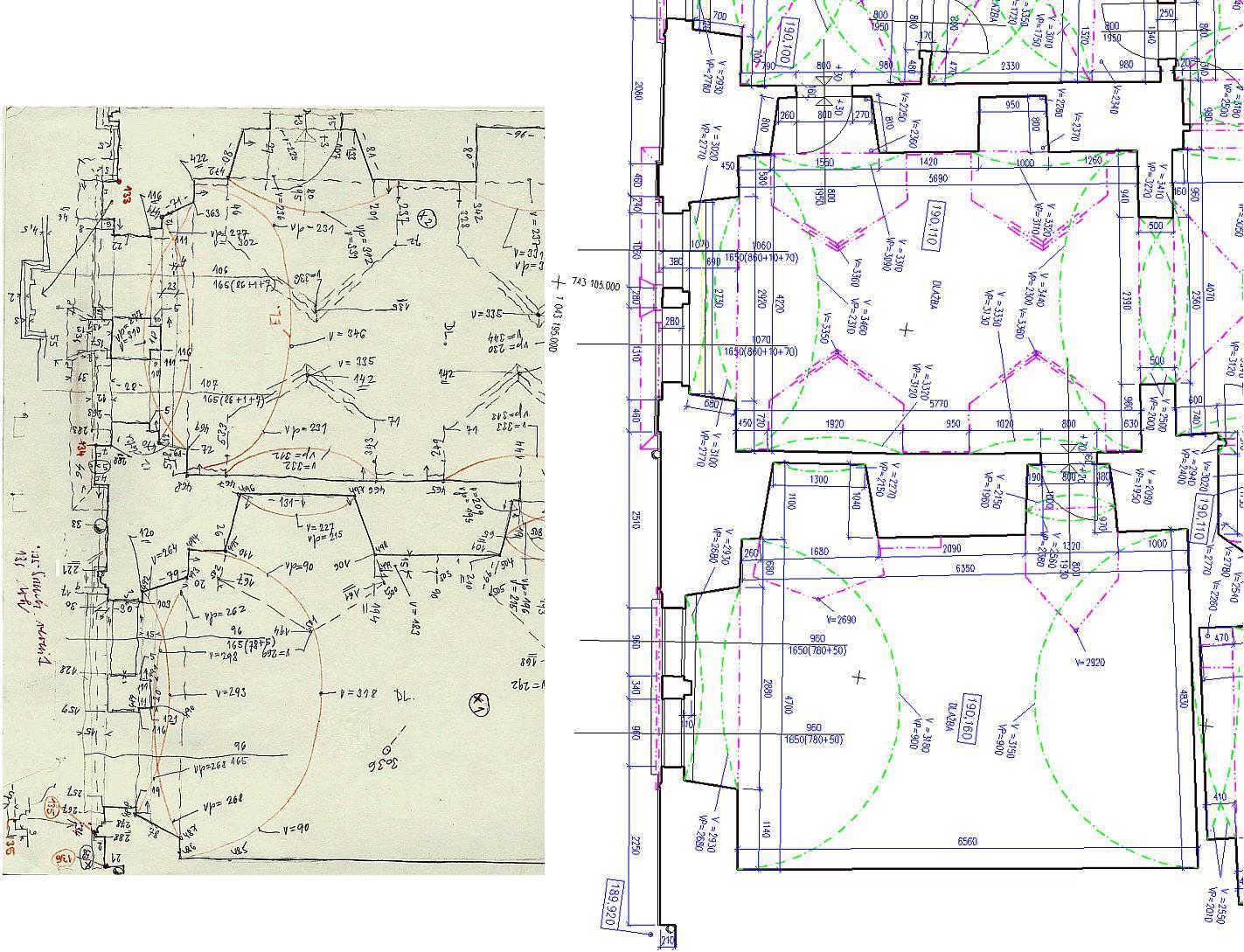 Architektonicke A Geodeticke Mereni Digitalni Dokumentace